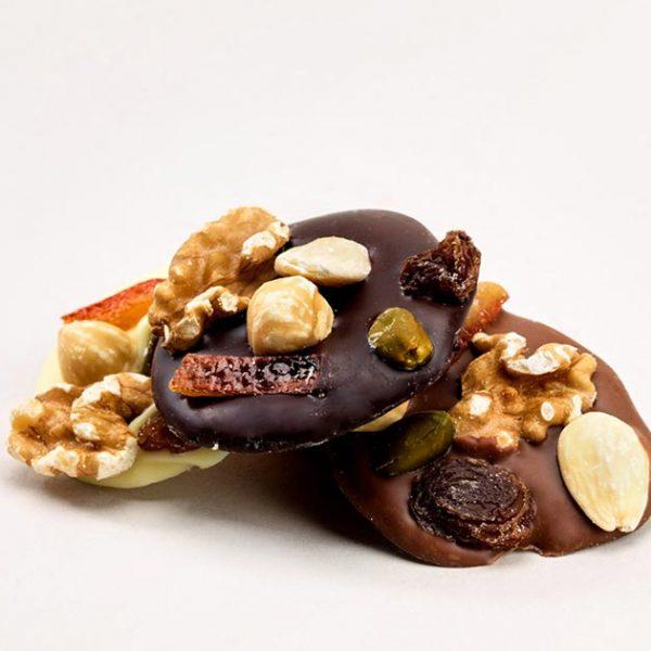 Gotas de chocolate