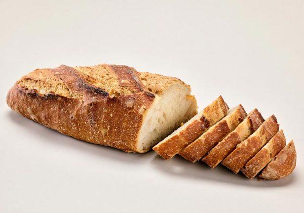 Pan masa madre Azkoien