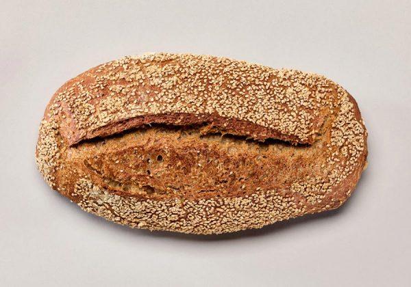 Pan de sésamo ecológico