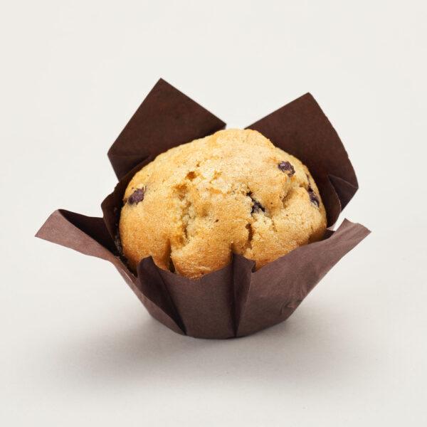 Txokolate beltzezko pipitadun Muffina 2