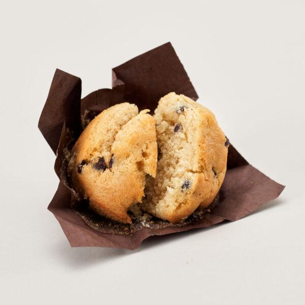 Muffin con pepitas de chocolate negro 3
