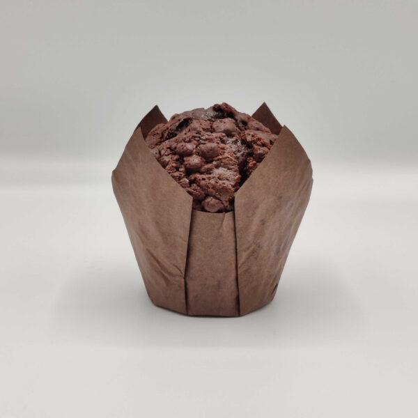 Muffin de chocolate con pepitas 3